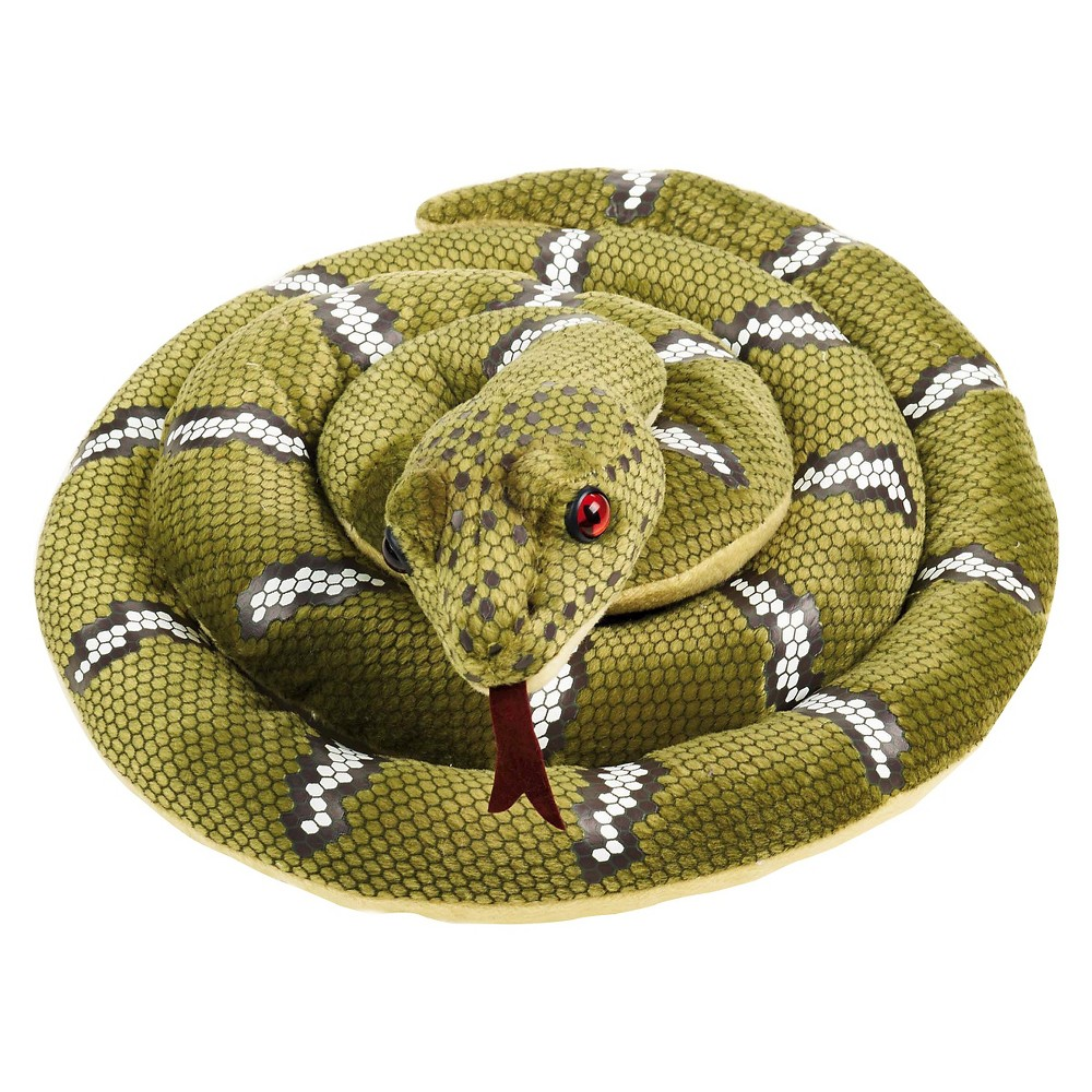 Lelly National Geographic Snake Plush Toy Cool Pets Plush Toy Plush [ 1000 x 1000 Pixel ]
