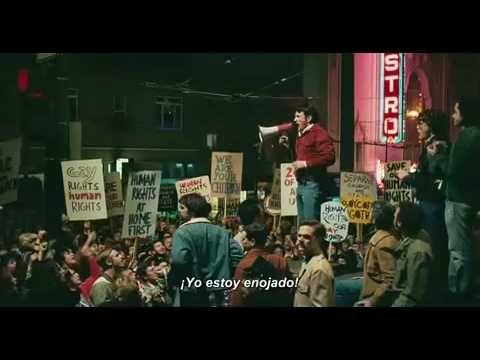 Mi Nombre Es Harvey Milk Trailer Subtitulado Harvey Milk Peliculas Que Debes Ver Y Historia