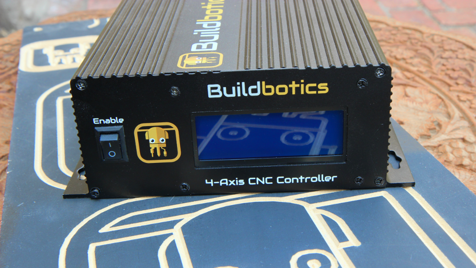 Reliable, High Performance CNC Control #raspberry pi