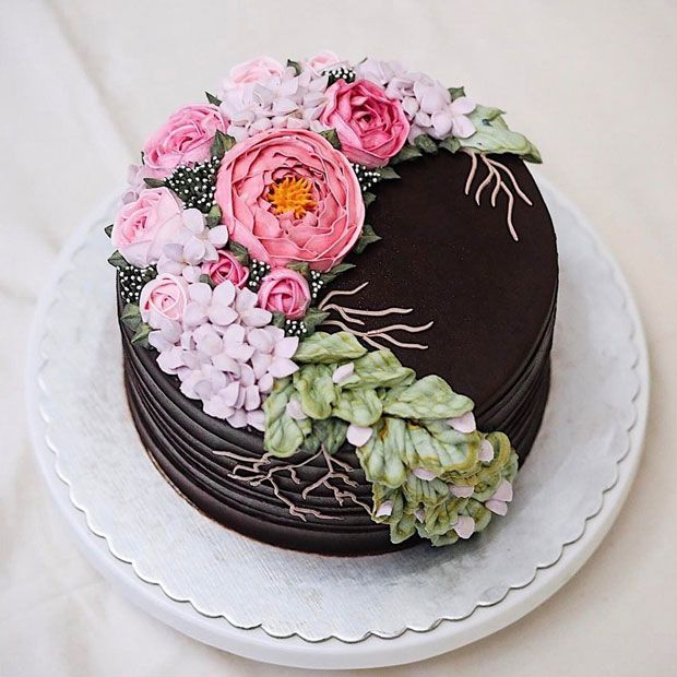 Are These The Most Beautiful Cakes In The World E A T Desserts