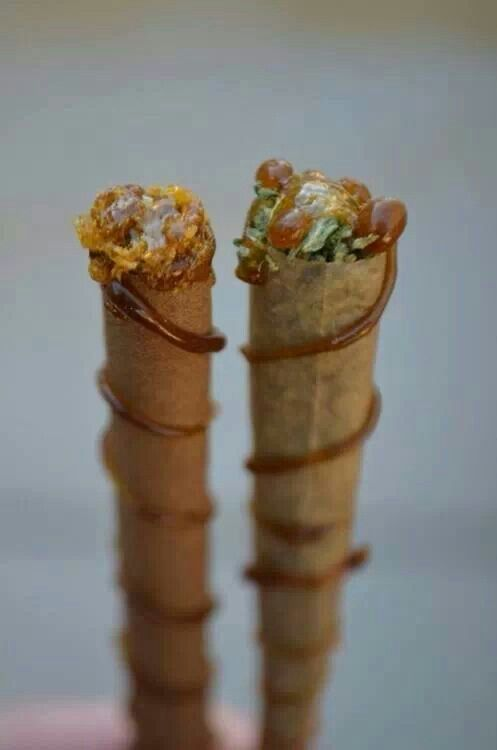 Wax Wrapped Blunts I Need To Try This Stoner Life Weed Cannabis Buy Weed