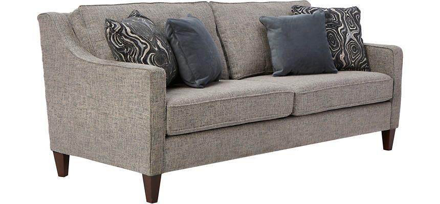 Megan sofa art van home chair and a half sofa sale