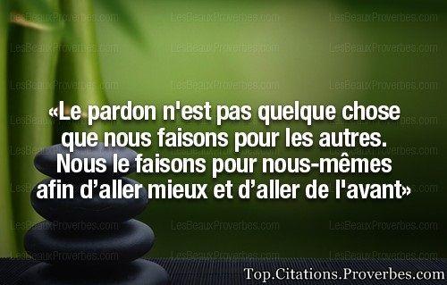 Citation Pardon Le Pardon Nest Pas Quelque Chose Que Nous