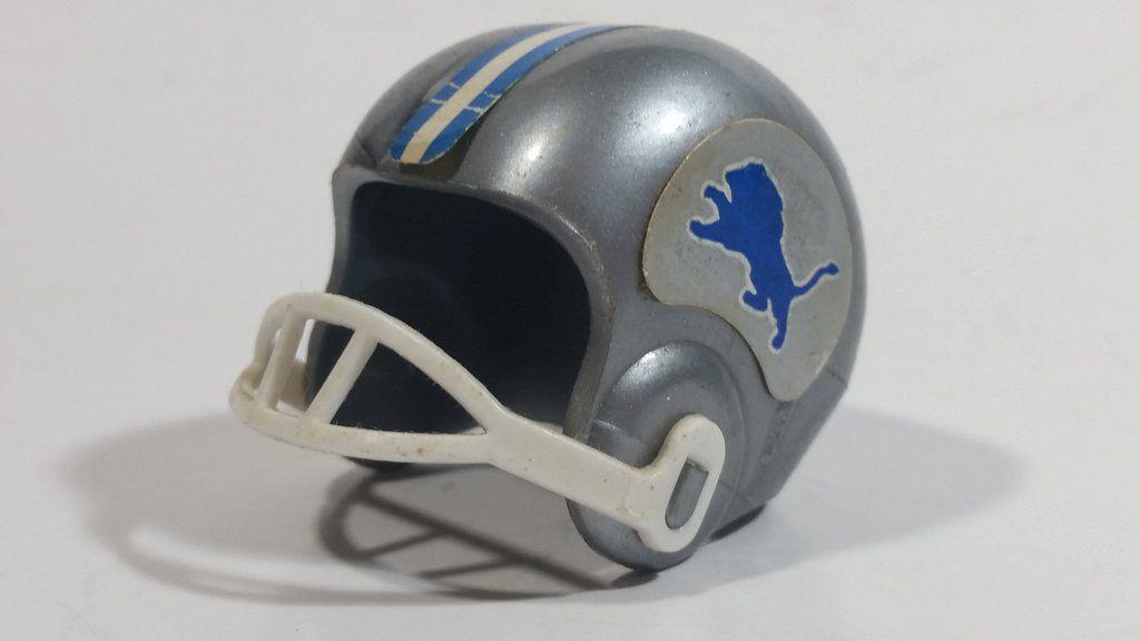 Vintage Opi Detroit Lions Nfl Team Gumball Miniature Mini Football Helmet Mini Football Helmet Football Helmets Mini Footballs