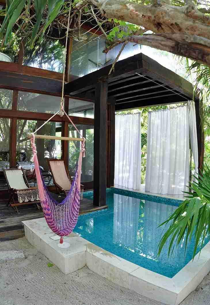 15 hoteles rom nticos en m xico en 2019 casa de playa for Casas con piscina privada para vacaciones
