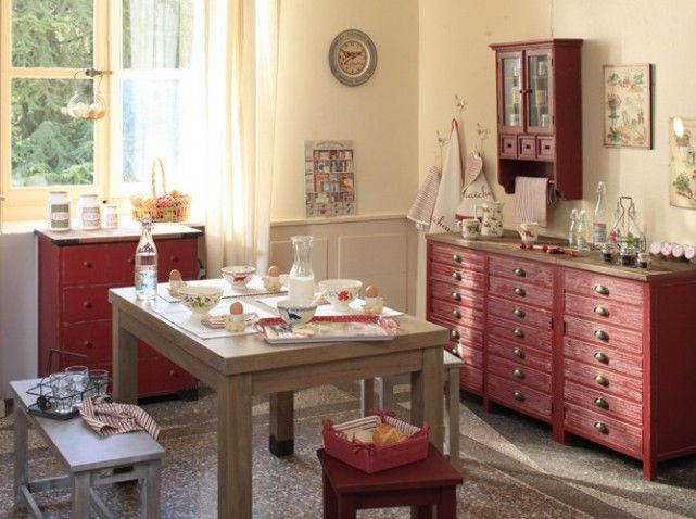 cuisine campagne d couvrez toutes nos inspirations. Black Bedroom Furniture Sets. Home Design Ideas