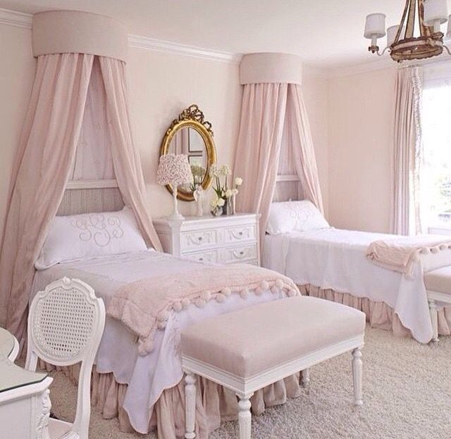 These bed canopies are just beautiful