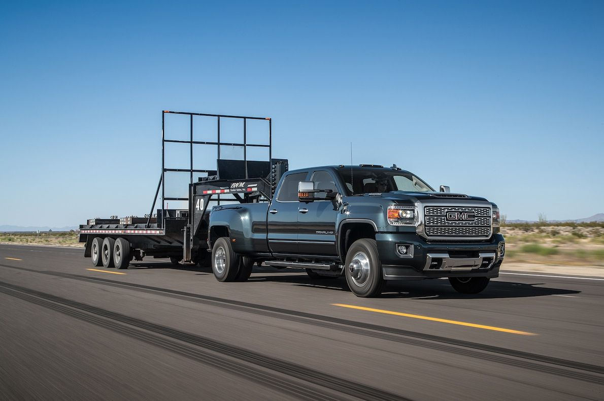 Gmc Sierra 3500 Hd Denali 2018 Motor Trend Truck Of The Year Finalist