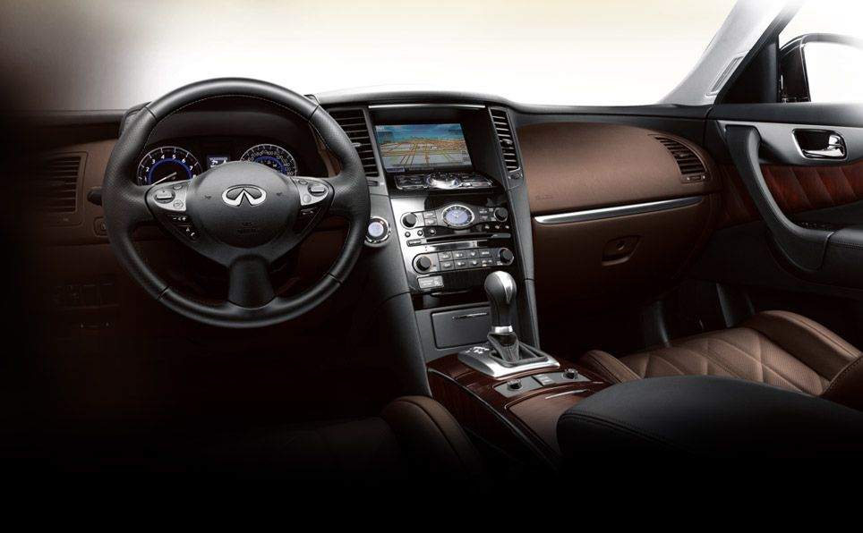 The Infiniti Fx Is Now The 2015 Qx70 Crossover