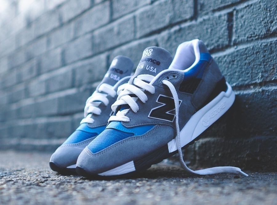 """New Balance 998 """"Moby Dick"""" - SneakerNews.com"""