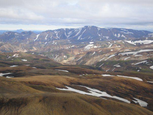 Laugavegurinn - Hiking Trail