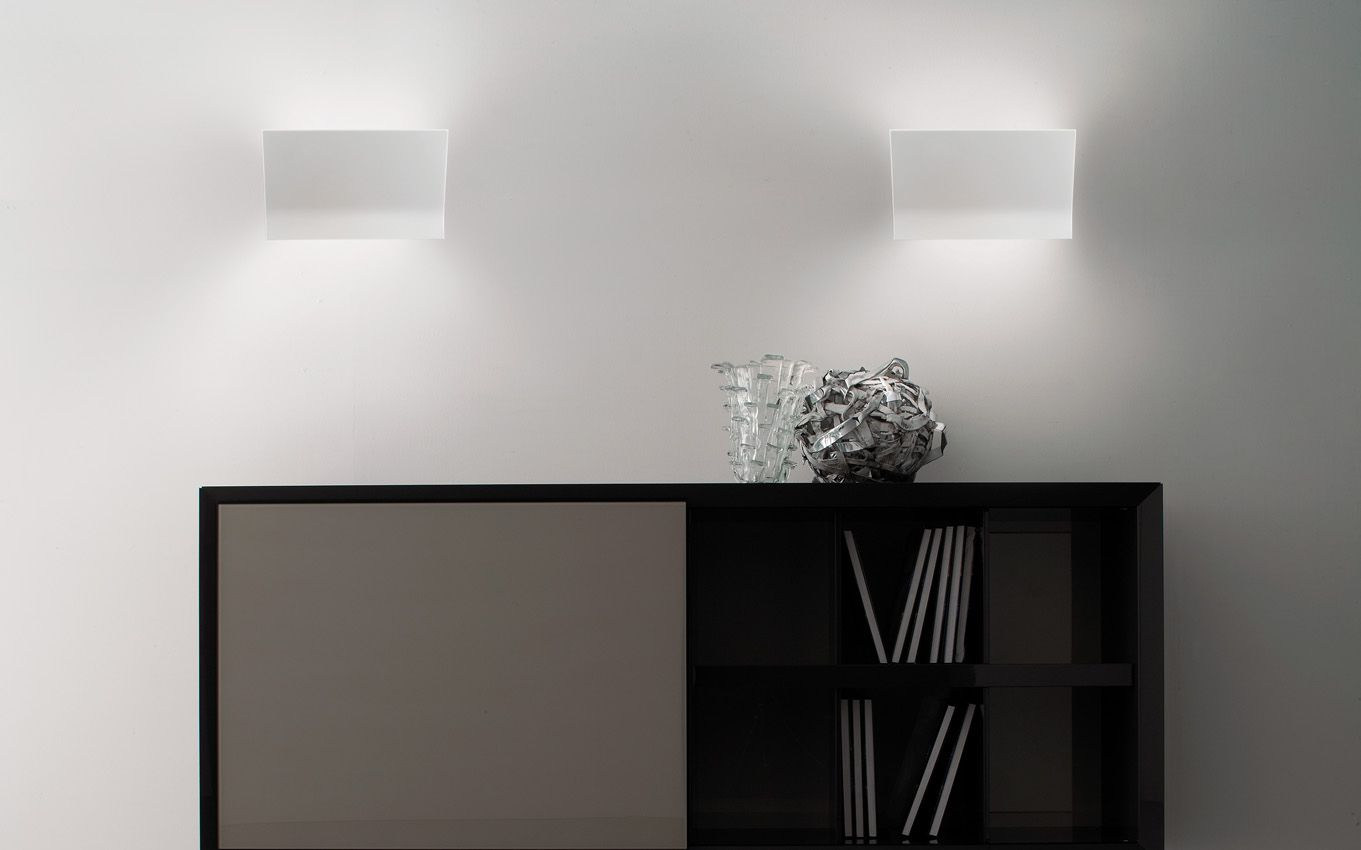 Wing PA260 by Morosini. Architectural, indirectlight wall