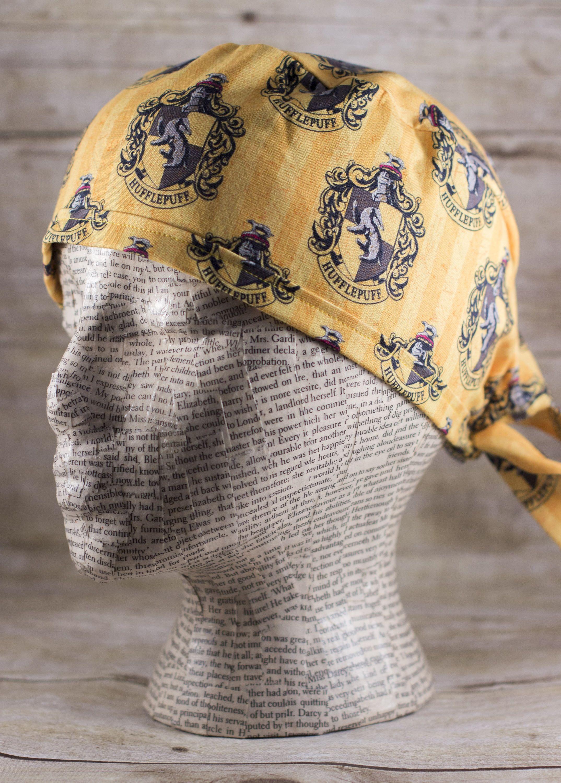 Harry Potter Scrub Hat
