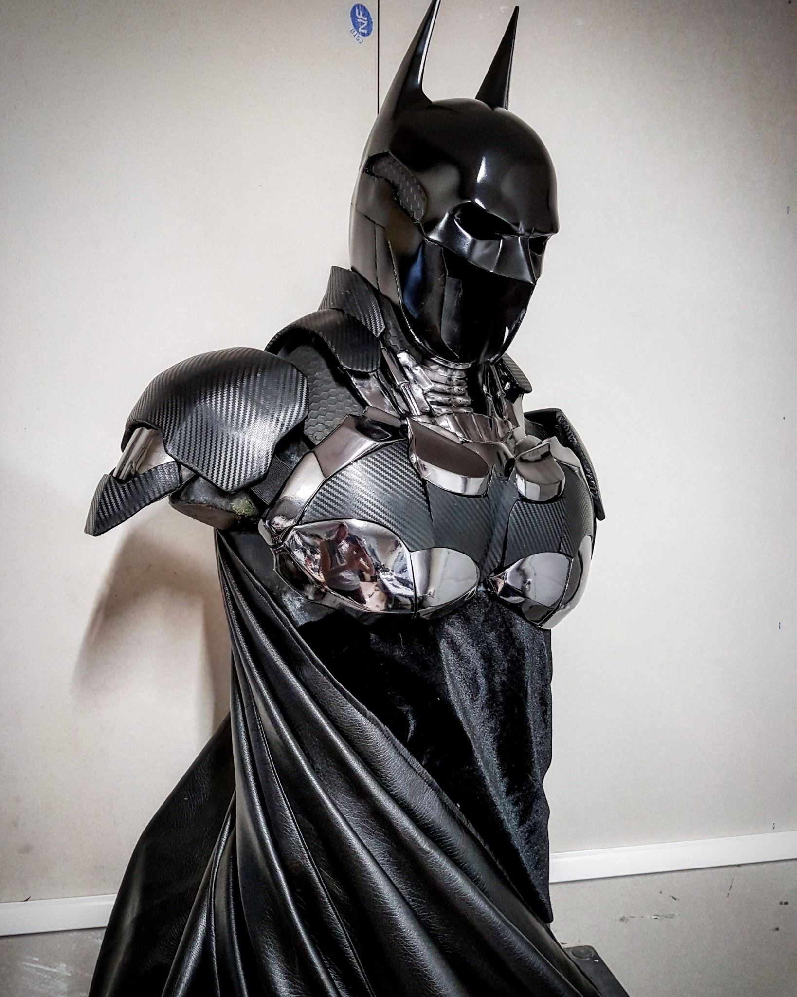 naythero productions batman arkham knight batsuit