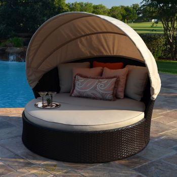 Costco: Sedona Daybed | Outdoor daybed, Patio daybed ...