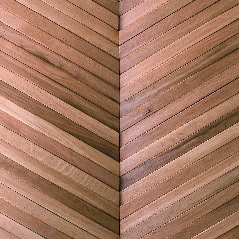 Ark Chevron Duchateau Duchateau Wall Coverings Parquet Texture