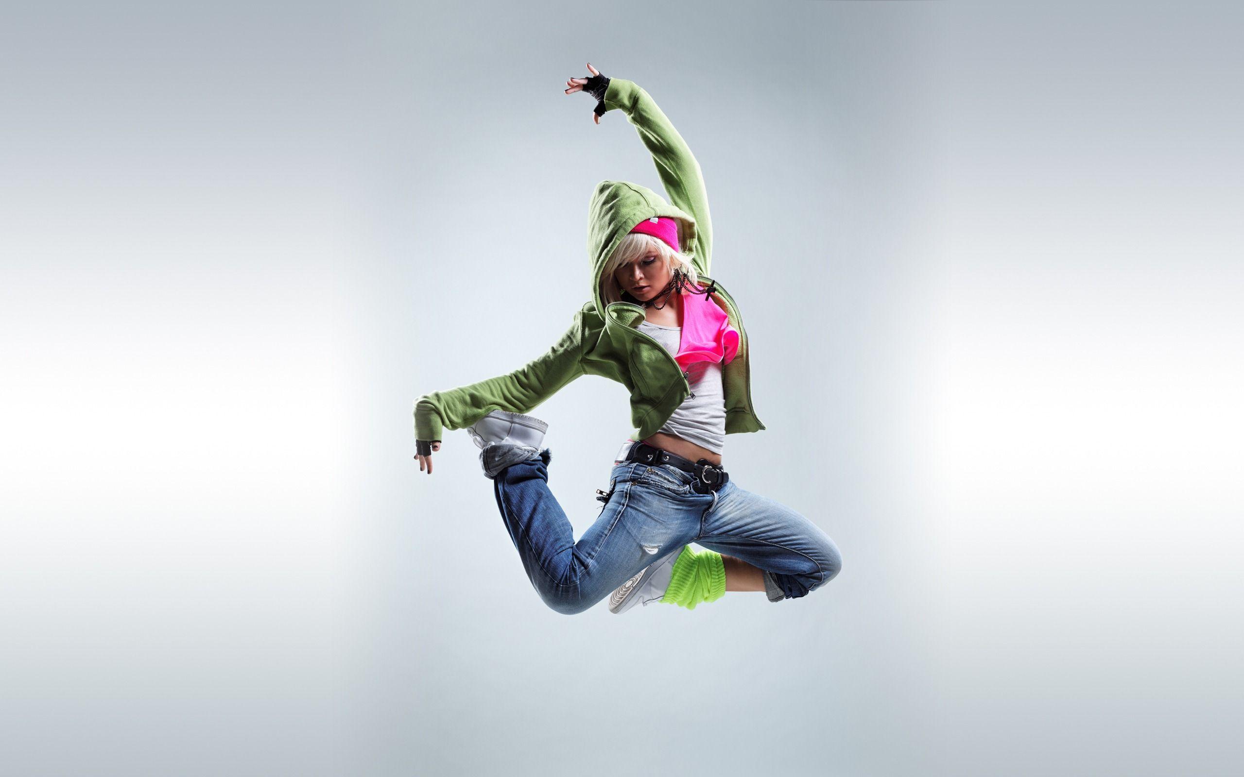 20 Best Dance Wallpaper No 6 Dance Picture Girl In Jump