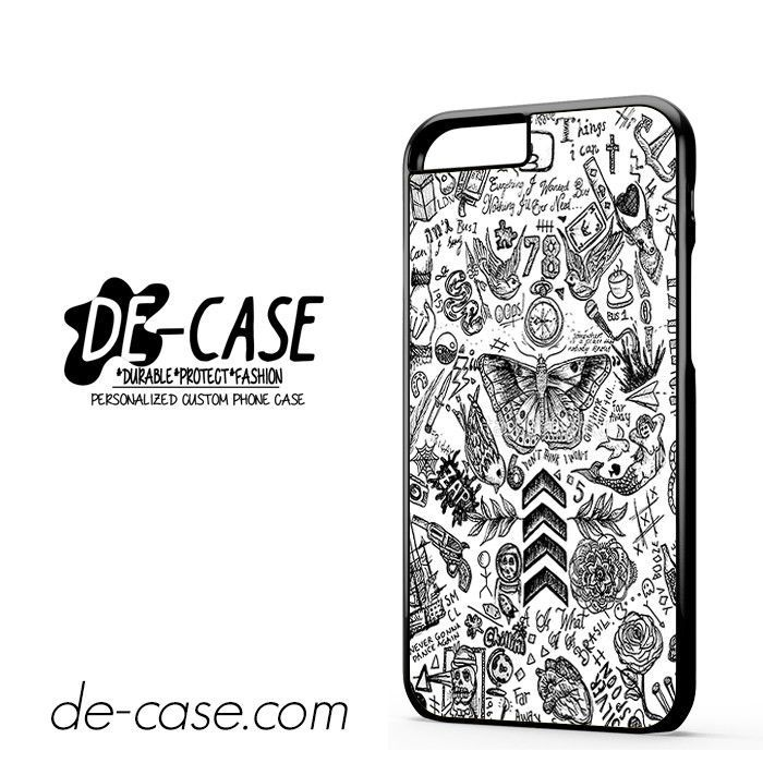 One Direction Tattoos DEAL-8273 Apple Phonecase Cover For Iphone 6 / 6S
