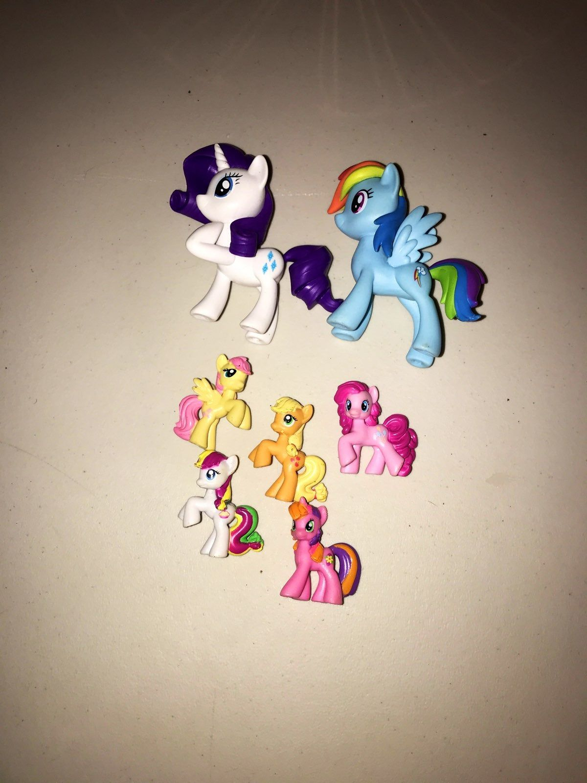 My Little Pony Lot With Images My Little Pony Friendship My