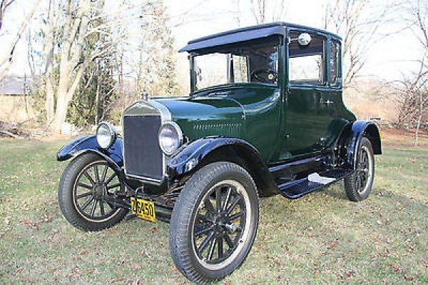 Ford  Model T 2 door Doctors\u0027\u0027 coupe 1926 Ford Model T \  & Ford : Model T 2 door Doctors\u0027\u0027 coupe 1926 Ford Model T \