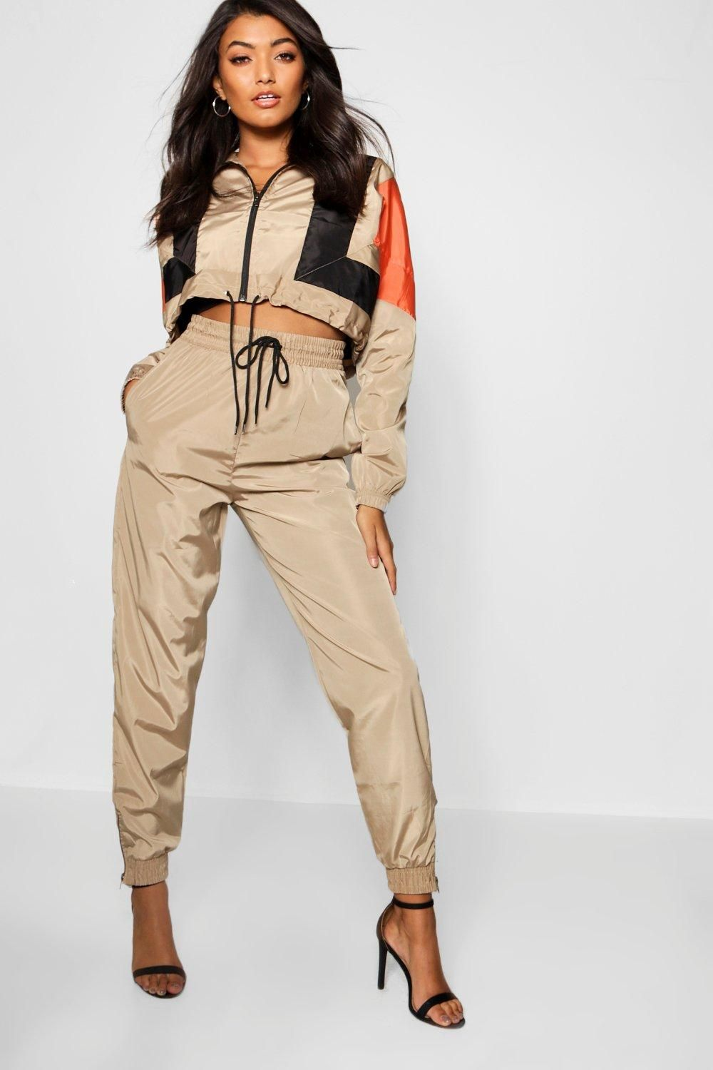 03ae9cf27443f5 Click here to find out about the Shell Suit Jogger from Boohoo, part of our  latest Trousers collection ready to shop online today!