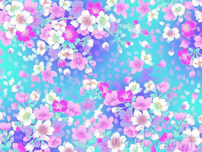 Elegant floral pattern design colors in japanese style color elegant floral pattern design colors in japanese style mightylinksfo