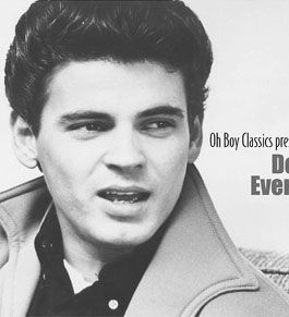 Don Everly -- Full Name: Isaac Donald Everly, born February 1, 1937 is a  country-influenced rock and roll performer and the oldest of the duo known as the Everly Brothers. They were known for their steel-string guitar playing and close harmony singing. Don Everly was born in Muhlenberg County, KY