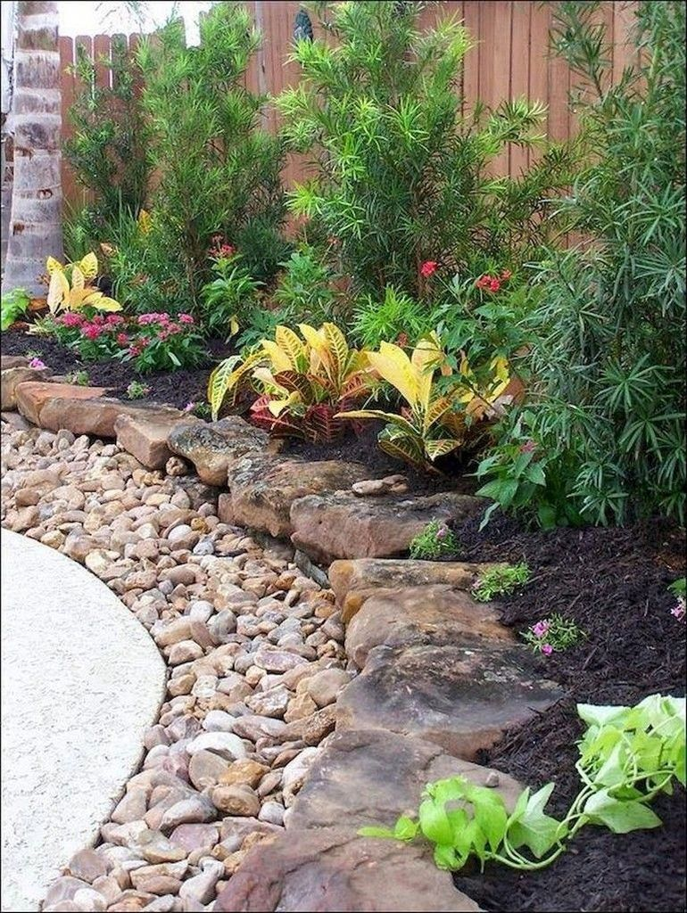 Pin By Ericas Rocks And Landscaping On Rock Landscaping Ideas In