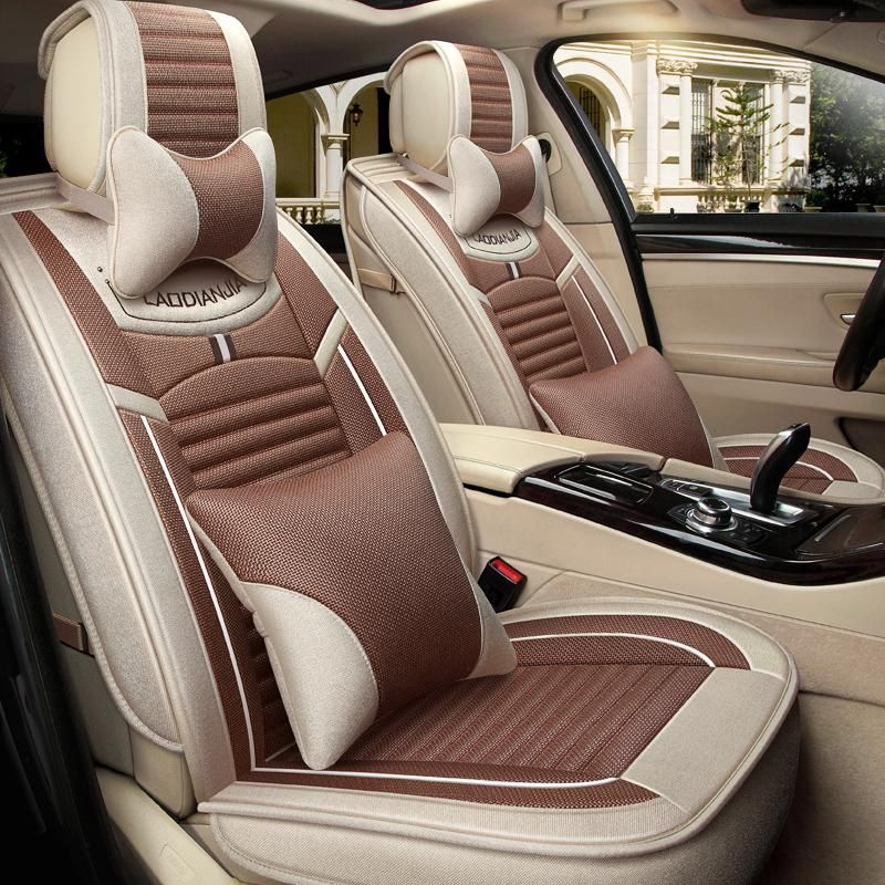 Automobile Seat Cover Universal Car Cushion For Front And Rear