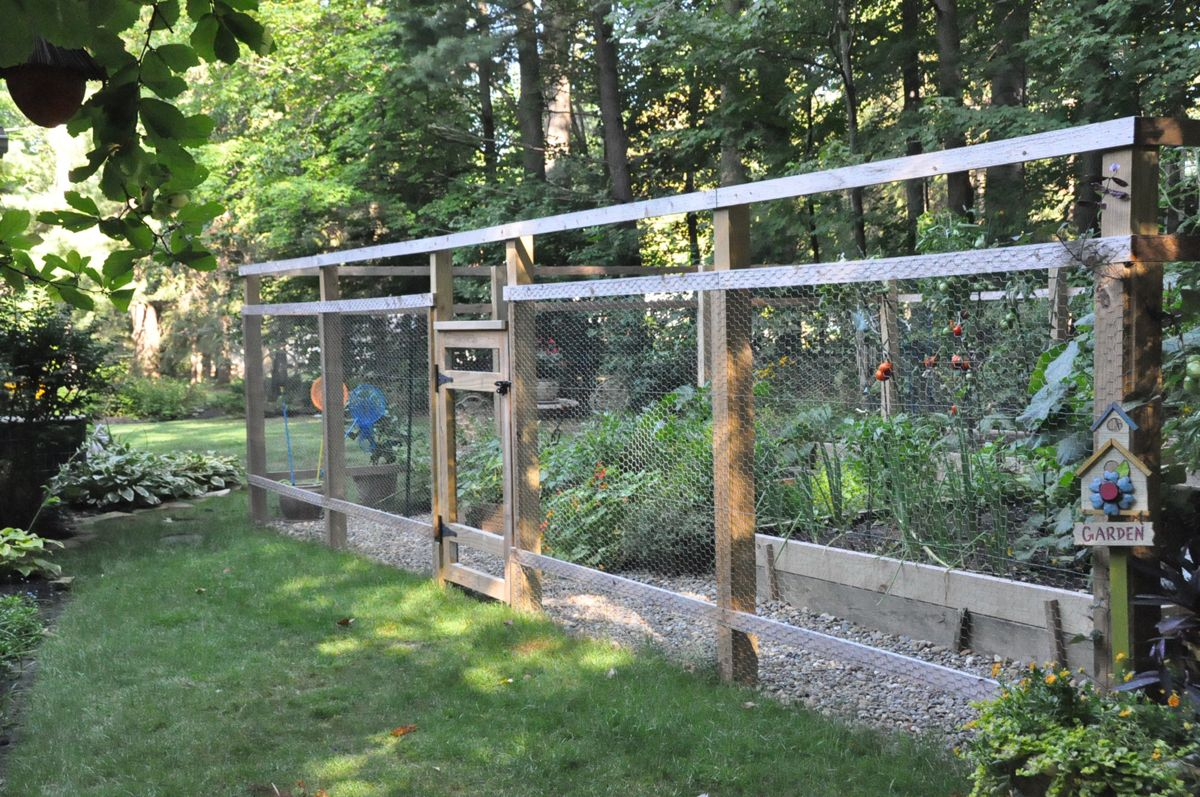 Example of fenced veggie garden the smiths country garden vegetable garden top 19 vegetable garden shade structure ideas daniela 39 s newly fenced veggie garden in ohio 12 photos fine workwithnaturefo