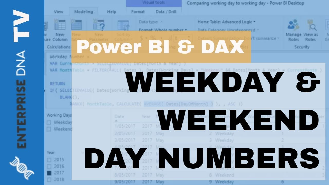 Utilize this advanced DAX formula in #PowerBI to analyze
