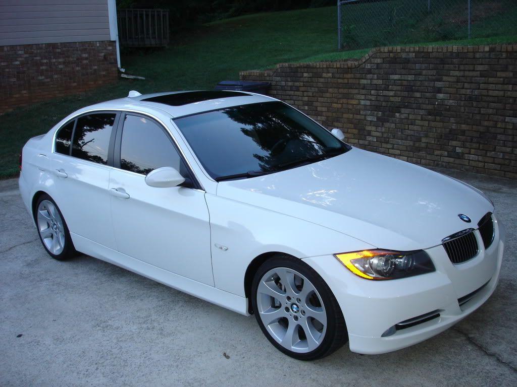 White Bmw 4 Door Speed Cars Bmw Bmw 4 Bmw Car