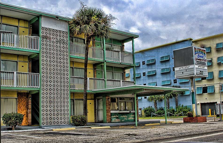 Rainbow Court At Myrtle Beach Sc Is Where My Family Always