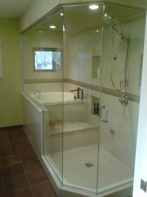 Walk In Shower And Japanese Soaking Tub Combo I Love How It S