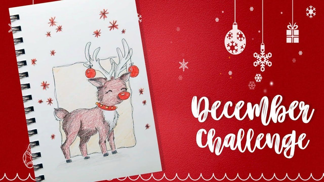 11. Rendier - CreaChick December Challenge - Nederlands #decemberchallenge 11. Rendier - CreaChick December Challenge - Nederlands #decemberchallenge