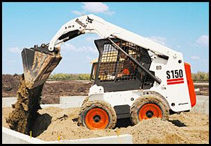 Bobcat S150 Skid Steer - Attachments - Specifications | FARM
