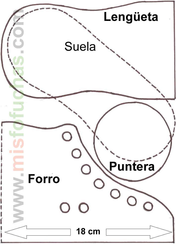 Famoso De Punto Patrón Botines Converse Cresta - Manta de Tejer ...