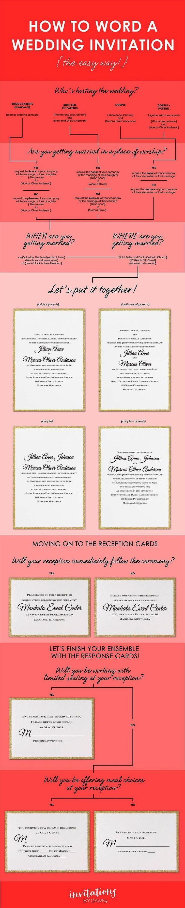 Wedding Invitations Jr Traditional Wedding Invitation Card Template ...