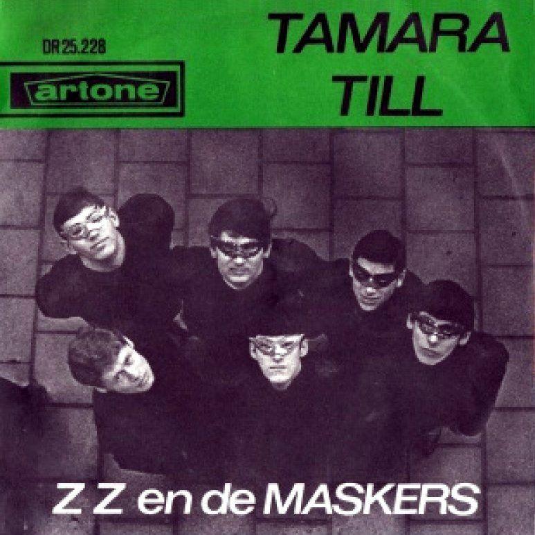 Afbeeldingsresultaat voor The Maskers