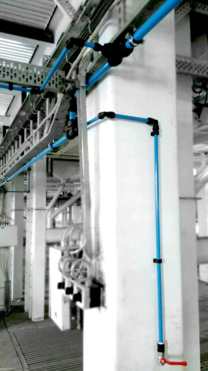 COMPRESSED AIR PIPING Air Piping Systems   Compressed Air Piping ...