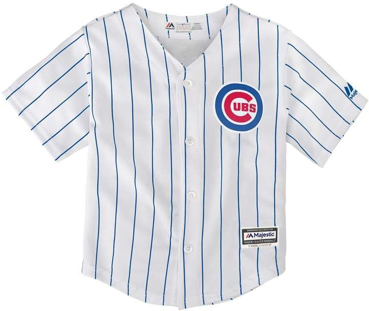 561d9211 Baby Newborn Chicago Cubs Jersey in 2019 | Products | Yankees baby ...