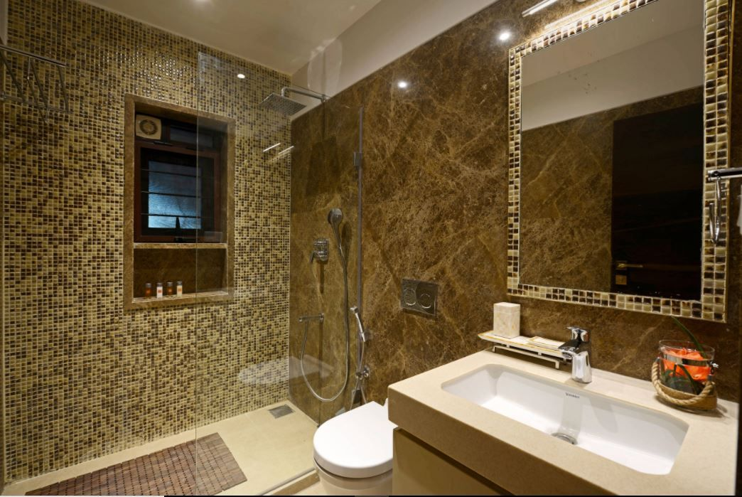 Small Space Indian Bathroom Interior Design Pictures