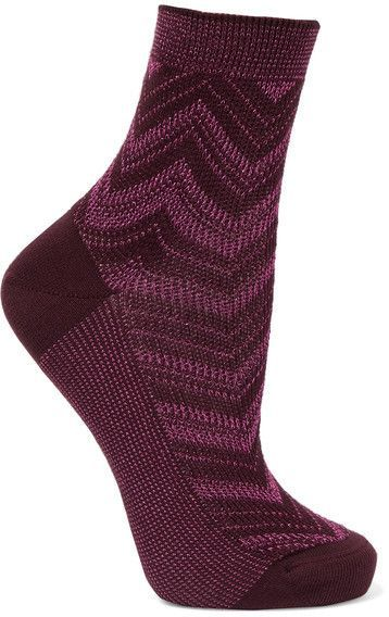 Get To Buy Sale Online Discount Factory Outlet Missoni Metallic Crochet-knit Socks - Baby Get New Arrival Sale Online Outlet Recommend NEmsEYxYH