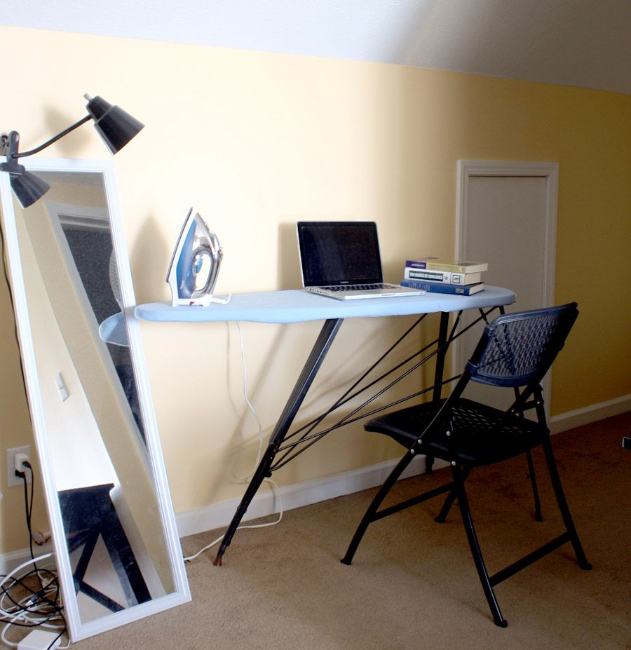 How to build a DIY writing desk. Free plans and step-by-step tutorial by Jen Woodhouse from The House of Wood.