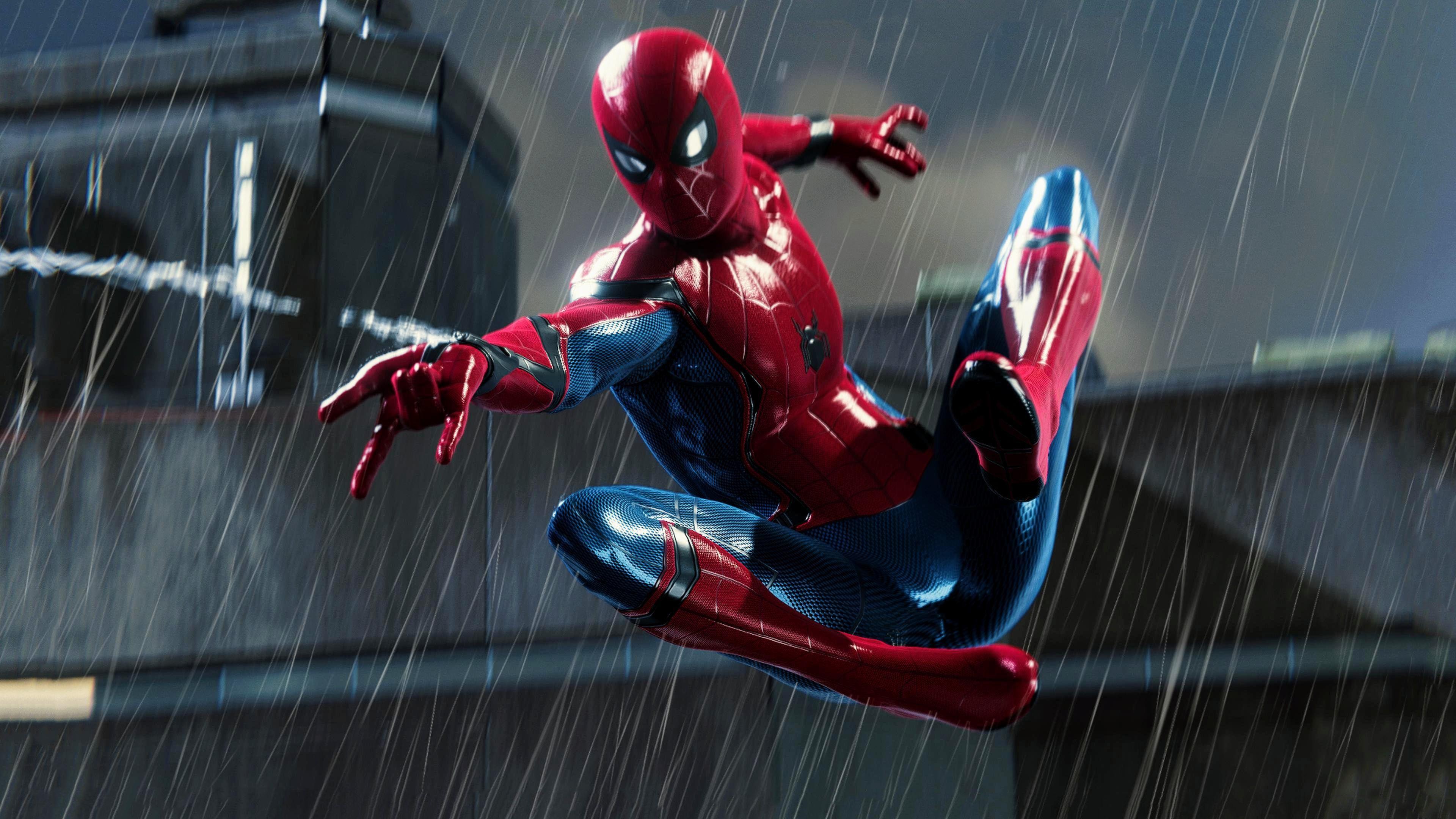 Spiderman 4k 2018 Artwork superheroes wallpapers