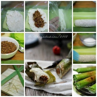 Gogos Atau Gogoso Adalah Makanan Tradisional Khas Makassar Yang Mirip Mirip Dengan Lemper Dari Jawa Maupun Lalampa Dari Menad Indonesian Food Food Finger Foods