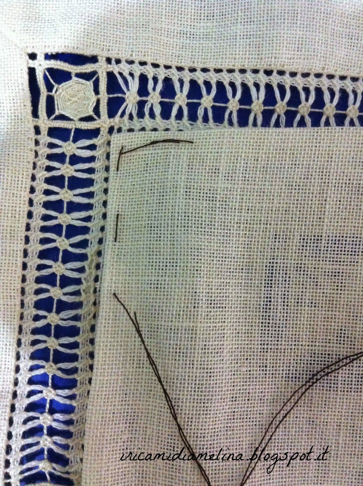 iricamidiamelina: Tutorial - Retro cuscinetto