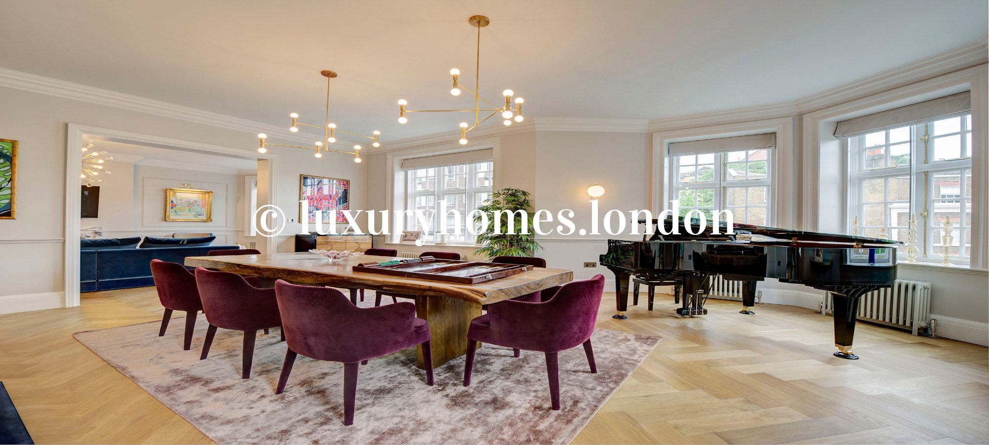 Luxury Homes in London in 2020 | Luxury homes in london ...