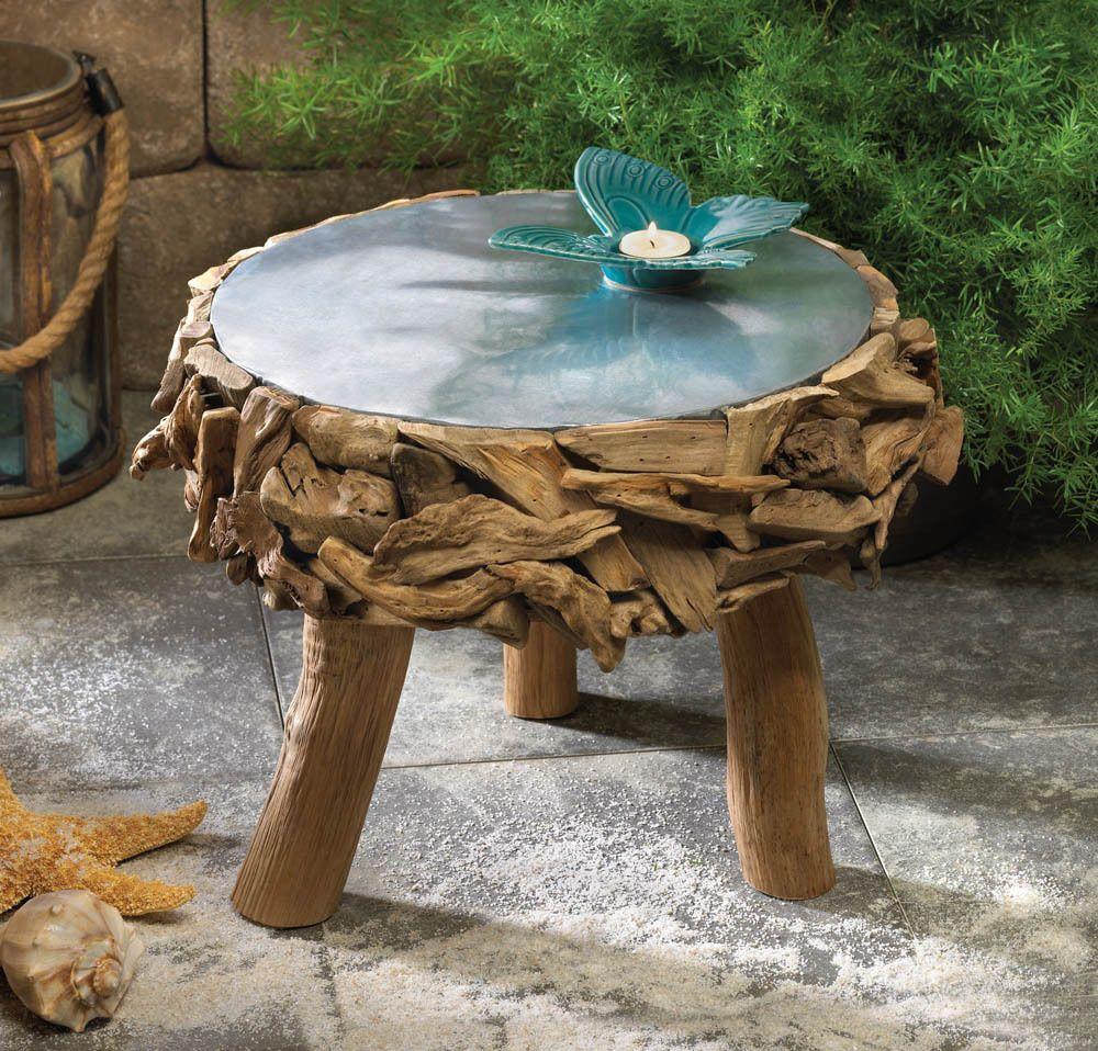 450 Wild Diy Driftwood Furniture Ideas