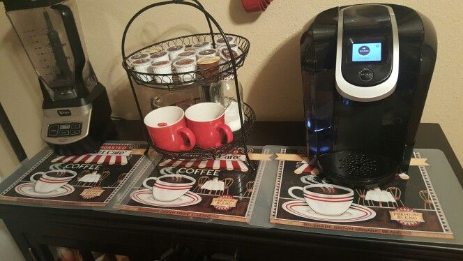 My Coffee Bar -  by LaRonda
